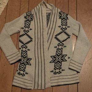 Ecote boho winter sweater